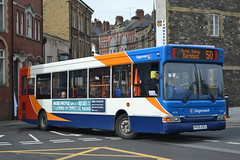Stagecoach South Wales 34761 PX55EES (Will Swain) Tags: county uk travel west bus buses wales march britain south country transport vehicles newport vehicle welsh 12th seen stagecoach 2016 34761 px55ees