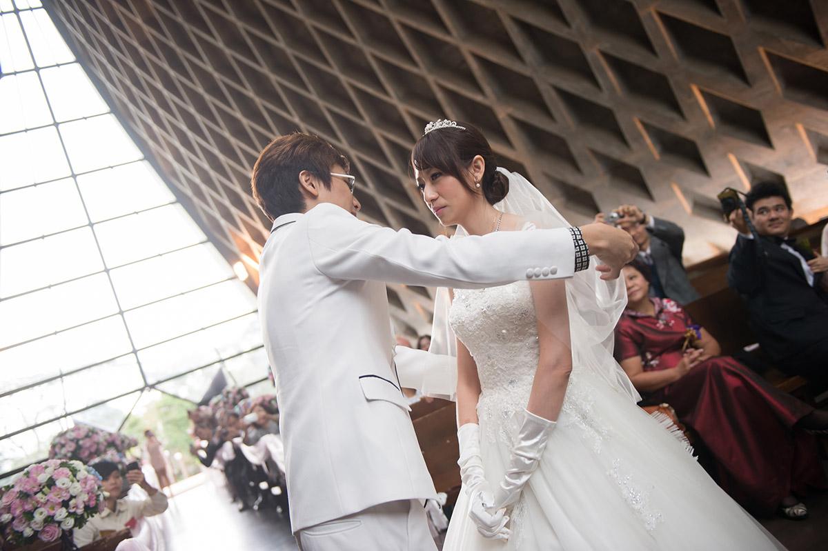 婚禮攝影-輔瑞、珊如-結婚