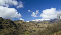 Snowdonia National Park (robwhite3) Tags: wales clouds nationalpark snowcapped snowdonia