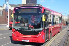 2213 YX15OZC National Express West Midlands (EHBusman1958) Tags: 2213 nationalexpresswestmidlands yx15ozc