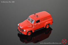 No. 438 | JOHNNY LIGHTNING | 1959 Chevy Panel Delivery Boston Fire Co. (www.diecastfirecollection.com) Tags: chevrolet boston metal toy fire model panel collection chevy delivery 164 emergency feuerwehr bomberos department fuoco 1959 fd diecast pompiers johnnylightning