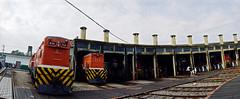 (Steve only) Tags: color film station kodak horizon 28mm railway mc snaps 200 plus epson f28 202  arsat 2828 v750 gtx970