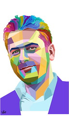 Haider Abdulla (handren khoshnaw) Tags: portrait art illustration digital writer kurdistan abdulla haider kurds interpreter