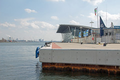 Rostock-Warnemnde - Kreuzfahrtterminal (www.nbfotos.de) Tags: warnemnde terminal hafen rostock mecklenburgvorpommern warnow kreuzfahrtterminal