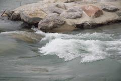 Harvie Passage (skokipass50) Tags: spring waterdrops bowriver harviepassage pearceestates