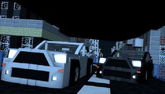 Minecar Racing Map 1.9.1/1.9 (KimNanNan) Tags: game video 3d games online minecraft