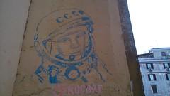 CCCP (terevinci) Tags: streetart gagarin kocore
