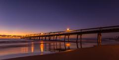 One morning in paradise (jenni 101) Tags: ocean sunrise pier australia wideangle le surfersparadise goldcoast nikond7200 sunriseatthespit