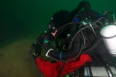 Chamagnieu April 2016 (jmarcdive) Tags: france nikon sony scuba diving quarry 15mm a7 rebreather ccr isre chamagnieu nauticam nikonnos