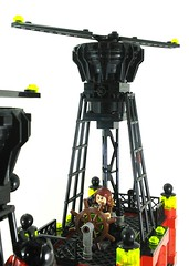 The Summer Storm (TheRoyalBrick) Tags: lego airship steampunk moc