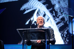 Buzz Aldrin (Gage Skidmore) Tags: arizona mars cloud moon phoenix buzz space astronaut nasa landing micro program summit aldrin colony ingram 2016