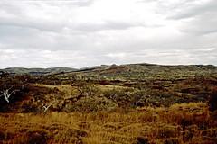 Flinders (Stefan Ulrich Fischer) Tags: travel abandoned 35mm landscape nationalpark outdoor oz australia slide scanned outback analogue southaustralia downunder kodakektachrome minoltaxd7