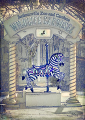 Carousel Horse (Digital Lady Syd) Tags: horse carousel merrygoround jaxzoo carouselhorse jacksonvillezoo wildlifecarousel