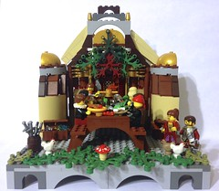 LCBTC: The Fastidious Feast (RavindanLEGO) Tags: castles mocpages