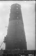 Bogskär; majakka lähikuvassa (KansallisarkistoKA) Tags: lighthouse 1915 beacon majakka bogskär
