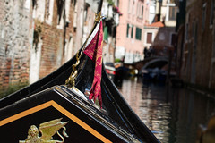 Gondola (Claude Schildknecht) Tags: venice canal italia gondola venise venezia venedig italie gondole
