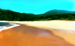 Nature beauty (Cleide@.) Tags: sea summer brazil  art texture beach nature digital wow photo sand exotic 2016 ps6 artdigital sotn awardtree cleide netartii