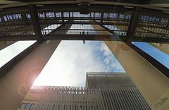 Arquitectura (J.Carlos Prez) Tags: arquitectura edificio cielo flare angular destello granagular