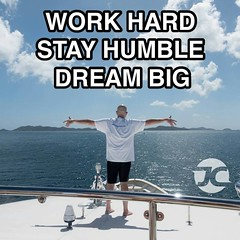 Why settle for a lifeboat when you can have the whole yatch? - with @shoemoney4real #success #motivation #yatchlife #megayacht #yacht #bvi #britishvirginislands #shoemoney