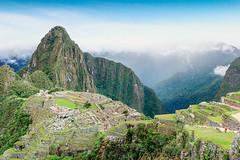 [6505] Machu Picchu (Ojo Torpe) Tags: history peru archaeology inca ancient andes machupicchu huaynapicchu mountainrange