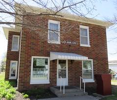 Library (Sargent, Nebraska) (courthouselover) Tags: nebraska libraries ne sargent sandhills greatplains custercounty