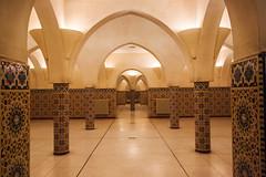 Baos de la Mezquita (Pablo Rodriguez M) Tags: mosque morocco maroc mezquita casablanca marruecos mosque hassanii