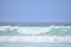 HWI_1119 (Ikuhito) Tags: ocean blue cloud beach hawaii oahu wave northshore