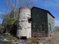 Bedford Mills, Ontario (Ullysses) Tags: ontario canada mill moulin spring dam westport printemps bedfordmills benjamintett