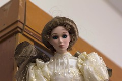#angel #doll #creepy #beautiful #photography #antique #vintage #photography #canon (sambiamonte) Tags: beautiful angel canon vintage photography doll antique creepy