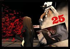 10025poppo shuffle (dorothymagic) Tags: kill chainsaw 25 horror katakana tanpopo