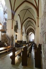 Interior Catedral Luterana Santa Maria o de la Cpula Riga Letonia 06 (Rafael Gomez - http://micamara.es) Tags: santa de la o maria dom interior catedral riga doms luterana zu cpula letonia rgas