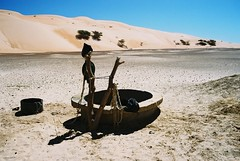 Mauritanie (denismartin) Tags: water sand desert dune well  mauritania mauritanie erg   warane canoneos500  chinguetti adrar ergouarane   denismartin