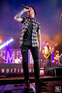 Memphis May Fire // Shots by Charlotte Davidson