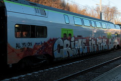 BLS Ltschbergbahn DOSTO - Doppelstockzug Mutz RABe 515 023 - x noch ohne Taufname vom Typ KISS der Firma Stadler Rail am Bahnhof Bern Weissenbhl bei Bern im Kanton Bern der Schweiz (chrchr_75) Tags: christoph hurni schweiz suisse switzerland svizzera suissa swiss chrchr chrchr75 chrigu chriguhurni januaur 2016 stadler rail dosto doppelstockzug doppelstcker rabe 515 bls ltschbergbahn mutz chriguhurnibluemailch bahn eisenbahn schweizer bahnen zug train treno albumblsltschbergbahn albumbahnenderschweiz juna zoug trainen tog tren  lokomotive  locomotora lok lokomotiv locomotief locomotiva locomotive railway rautatie chemin de fer ferrovia  spoorweg  centralstation ferroviaria