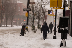 Snowstorm Jonas-14 (Diacritical) Tags: snow brooklyn iso800 pattern jonas blizzard 70 f50 2470mmf28 0ev nikond4 nikoncorporation sec secatf50 douglascpalmer2014 january232016 snowstormjonas