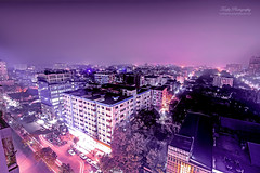 Dhaka (Towfiq BD) Tags: night canon photography long exposure wide best 28 dhaka bd bangladesh 10mm towfiq