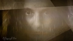 Listen to the Music (Vanessa Vox) Tags: selfportrait rain selfie mobilephotography listentothemusic vanessavox