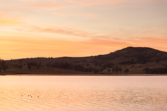 Lake Moogerah 1 (Jesse4870) Tags: lake night stars dam south scenic australia brisbane east queensland rim ipswich startrails beaudesert seq moogerah
