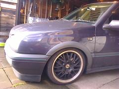 """VW Golf VR6 """"M360 MPL"""" (ukdaykev) Tags: vw golf low lowered vr6 mk3 m360mpl"""