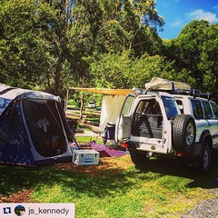 @js_kennedy Love the camping setup #readyforcamping #outdoors #weekend #kayakfishing