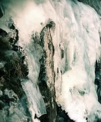 frozen rock II (kaleidoskopspeicher) Tags: mountain outdoor berge ontour eiskristalle icecristals