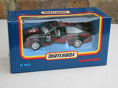 Matchbox K162 Ford Sierra RS 500 Texaco Livery Race Car 1980's Boxed Retro Toy (beetle2001cybergreen) Tags: ford car race toy sierra retro 500 boxed texaco 1980s rs matchbox livery k162