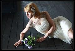 DP1U7760 (c0466art) Tags: blue portrait flower beautiful night canon bride photo eyes pretty dress gorgeous deep blond feeling cloth charming russian romatic 1dx c0466art
