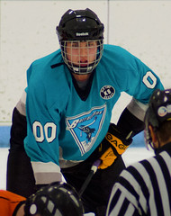 Stare down (Fish_Christopher) Tags: ice hockey wisconsin waukesha barracudas