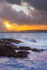 Dallas rd, Victoria BC 1 (eride1) Tags: ocean sunset canada beach water landscape bc seascapes victoria westcoast dallasrd seascpae
