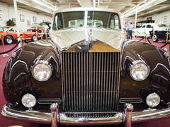 The Auto Collections (PanzerVor) Tags: auto las vegas car museum automotive vehicle rolls royce linq