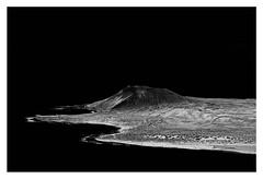 Isla La Graciosa (kurtwolf303) Tags: bw monochrome island volcano spain topf50 topf75 500v20f kanaren lanzarote insel sw topf150 lowkey topf100 canaryislands spanien 800views islascanarias top25 vulkan lagraciosa kanarischeinseln 3000views 900views 750views 1500v60f 1000v40f 250v10f monochromefineart flickrelite artinbw unlimitedphotos canoneos600d kurtwolf303