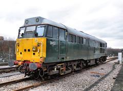 31452 (R~P~M) Tags: uk greatbritain england london train diesel unitedkingdom railway depot locomotive 31 wembley dcrail