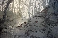 "Guo Jin 'Stream on the Mountain' (hanneorla) Tags: art contemporaryart modernart international independent 2012 ""the 55th ""chinese ""art"" present"" exhibition"" ""venezia ""sculpture"" ""arte"" ""venice ""italia"" ""italy"" 2012"" biennale"" ""sculptures"" ""hanneorla venicebiennale2013 ""exhibit"" hanneorla2013 post1979 ""esposicione"" ""painting""""paintings"" exhibition'voiceoftheunseen' guojinstreamonthemountain"