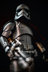 Phasma (Silverio Photography) Tags: color photoshop canon toy starwars die action disney cast elements captain figure pancake 24mm topaz adjust phasma theforceawakens